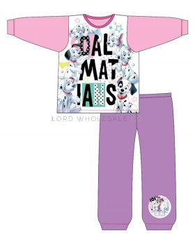 Z01_31829 Girls Disney 101 Dalmatians Pyjamas